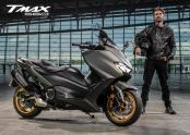 servizio fotografico Yamaha TMAX