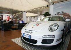 Lavazza per la Carrera Cup Italia