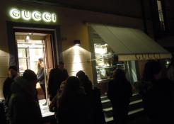 inaugurazioni Gucci - Courmayeur