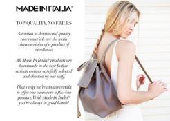 servizio fotografico Made In Italia
